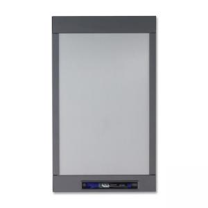 Quartet InView Dry Erase Board - Graphite - White