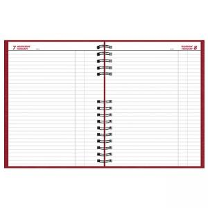 "Rediform Daily Untimed Planner - 7.87"" x 10"""