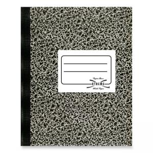 "Rediform National Xtreme White Notebook - 7.87"" x 10"""