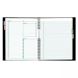 "Rediform NotePro Daily Planner - 7.25"" x 9.25"""