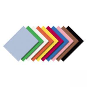 Riverside Groundwood Construction Paper - Assorted Colors - 50 / Pack