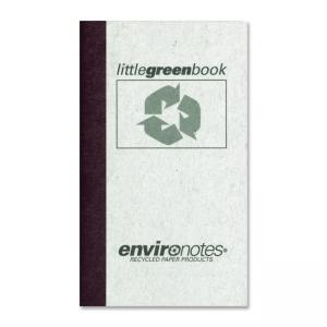 Roaring Spring Environotes Little Green Memo Book