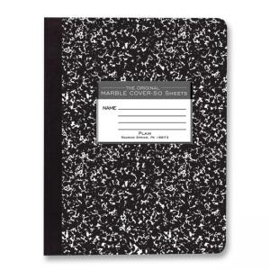 "Roaring Spring Composition Book - 7.5"" x 9.75"" - 50 Sheets"