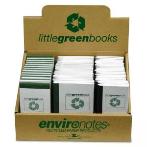 Roaring Spring Environotes Little Green Book - 60 Sheet