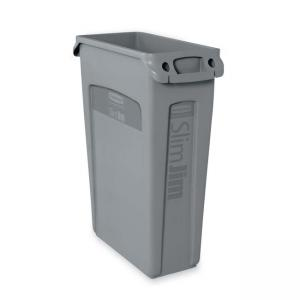 Rubbermaid Slim Jim Waste Container