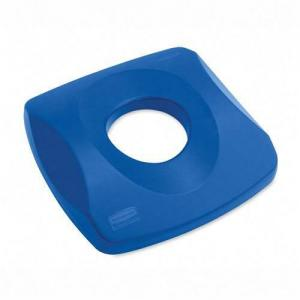 Rubbermaid Bottle Recycling Center Lid - Blue