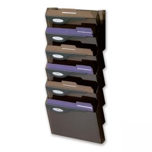Rubbermaid Classic Wall File System Set