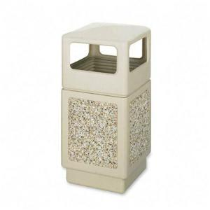 Safco Canmeleon Waste Receptacle