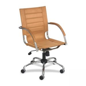"Safco Flaunt Management Chair - 25"" Width x 25"" Depth x 40"" Height"