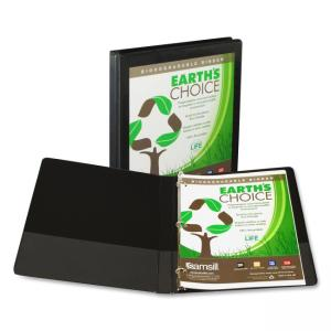 Samsill Earths Choice 189 Insertable View Binder