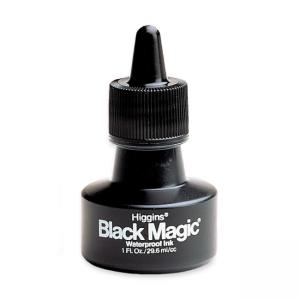 Sanford Calligraphy Pen Refill Ink - Black