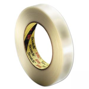 Scotch Premium Grade Filament Tape - 1 Roll - Clear