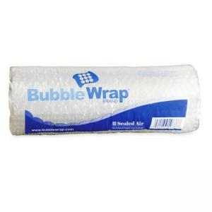 "Sealed Air Bubble AirCellular Cushioning Material - 12"" Width x 10ft - Clear 1 Roll"