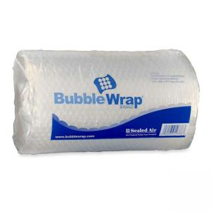 "Sealed Air Bubble AirCellular Cushioning Material - 12"" Width x 30ft - Clear - 1 Roll"