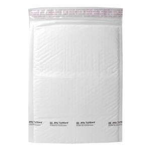 "Sealed Air Jiffy TuffGard Cushioned Mailer - 25 / Carton - White - #2, 8.50"" Width x 12"" Length"