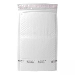 "Sealed Air Jiffy TuffGard Cushioned Mailer #1, 7.25"" Width x 12"" Length - White - 25 / Carton"