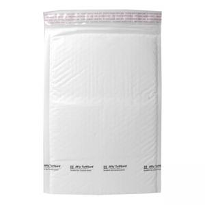 "Sealed Air Jiffy TuffGard Cushioned Mailer #4, 9.50"" Width x 14.50"" Length - White - 25 / Carton"
