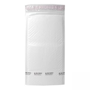 "Sealed Air Jiffy TuffGard  Cushioned Mailer - White - #000, 4"" Width x 8"" Length - 25 / Carton"