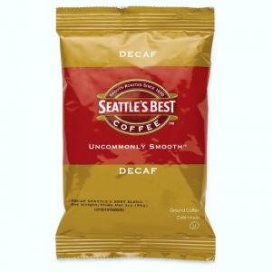 Seattles Best Coffee Best Blend Coffee - Decaf - 18 / Box