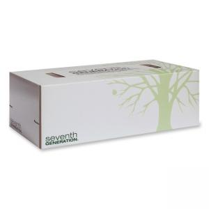 Seventh Generation Recycled Facial Tissues - 1 / Box - White