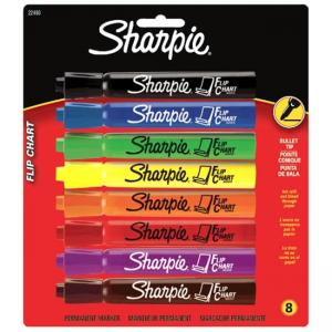 Sharpie Flip Chart Waterbased Marker