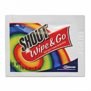 Shout Wipe and Go - Stain Remover