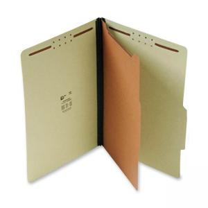 SJ Paper Classification Folder - 20 / Box - Green