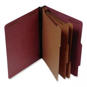 SJ Paper Classification Folder 10 /  Box - Red -