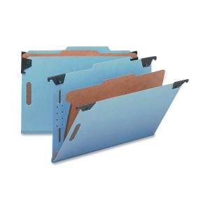 Smead Expansion Hanging Classification Folder - Blue - 1 Each