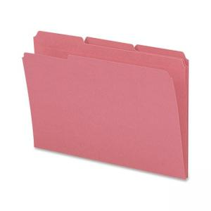 "Smead Colored File Folder - 8.5"" x 14"""