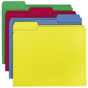 Smead Cutless Watershed Folders