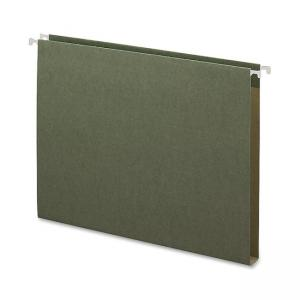 Smead Hanging Box Bottom Folder - 25 / Box - Green