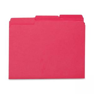 Smead Interior Folder - Red