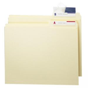 "Smead Label Protector - 1.68"" Length x 3.50"" Width"