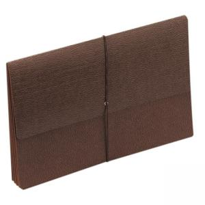 Smead Leather Like Tyvek Lined Expanding Wallet - 1 Each