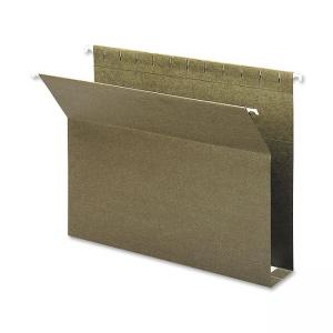 Smead Recycled Box Bottom Hanging File Folders - 25 / Box