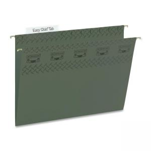 Smead TUFF Hanging Folder - Green - 20 / Box