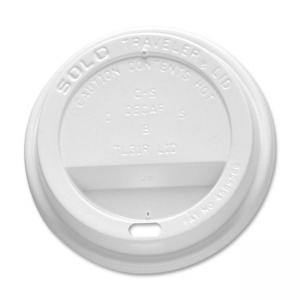 Solo Cup Lid - 300 / Pack - White