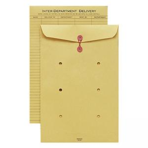 "Sparco Inter-Department Envelope - 10"" Width x 15"" Length"