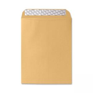 Sparco Plain Self-Sealing Envelope - 100 / Box - Kraft
