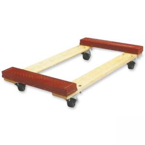 Sparco Cross Member Dolly - Red - 1 Each