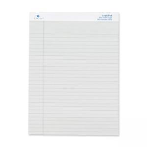 "Sparco Ivory Ruled Legal Pad - 8.50"" x 11.75"""