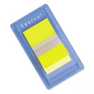 Sparco Removable Flag - 1 / Pack - Yellow
