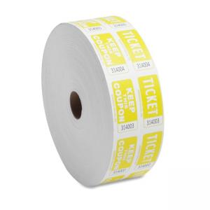 Sparco Roll Ticket - Yellow