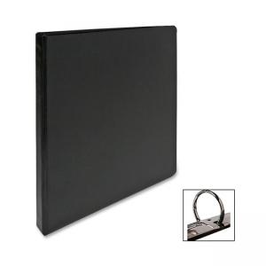 "Sparco Round Ring Binder - 0.50"" Capacity"