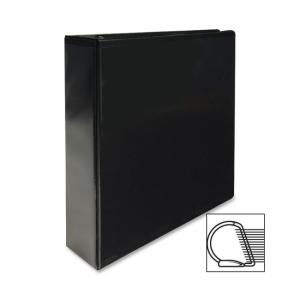 "Sparco Slanted Ring View Binder - 3 x D Shape - 2"" Capacity"