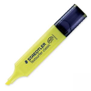 Staedtler Textsurfer Classic Highlighter Yellow - 1 Each