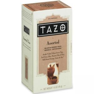 Starbucks Tazo Flavored Tea - Assorted