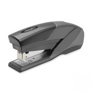 Swingline LightTouch Desktop Stapler - Black - 1 Each