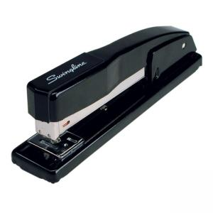 Swingline Commercial Desktop Stapler - Black - 1 Each
